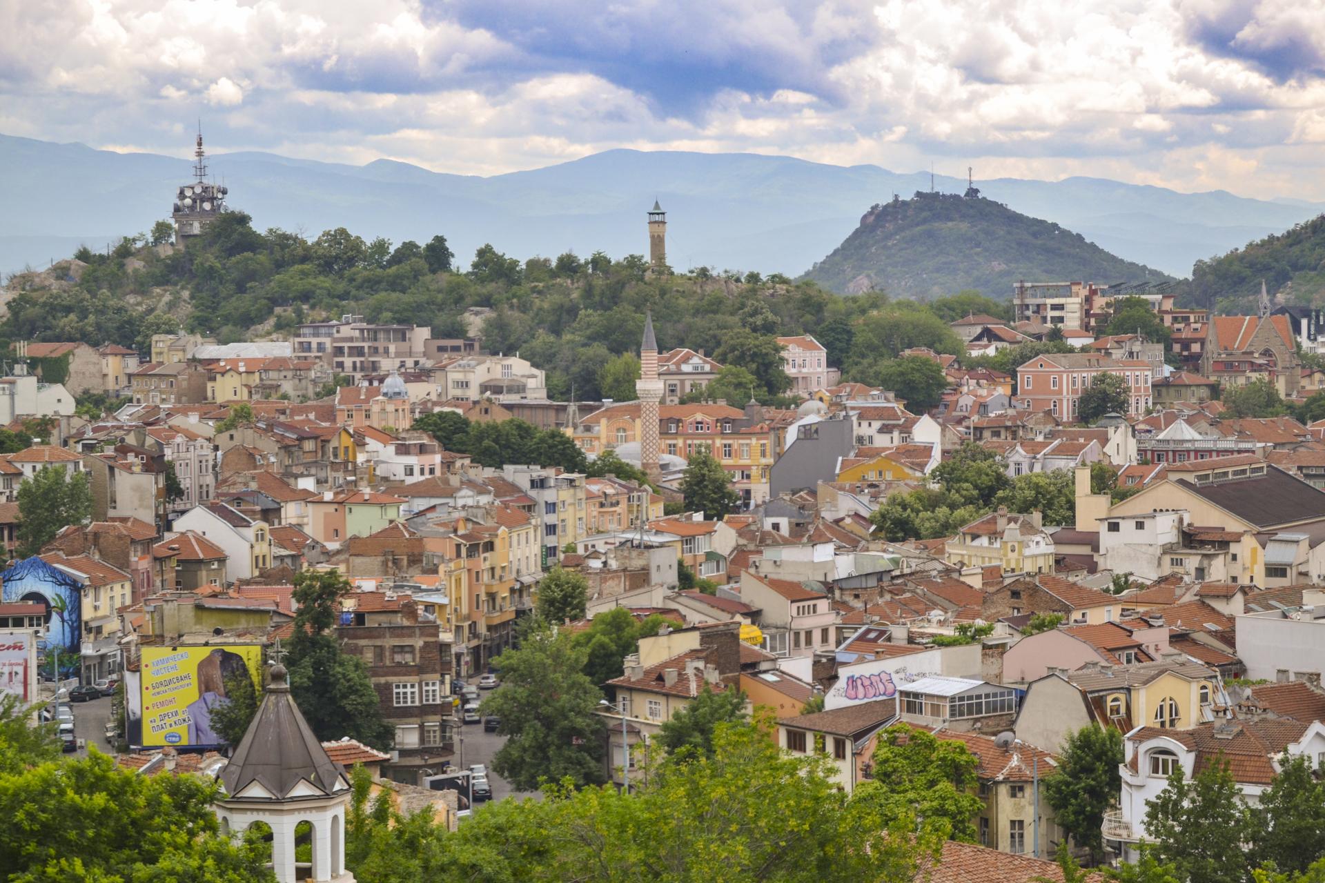 Plovdiv, capitale Europea della cultura 2019