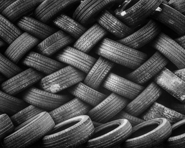 Utilizzo dei pneumatici fuori uso in edilizia
