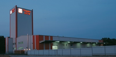 Lo stabilimento della Torggler Polska a Zgierz, vicino a Varsavia
