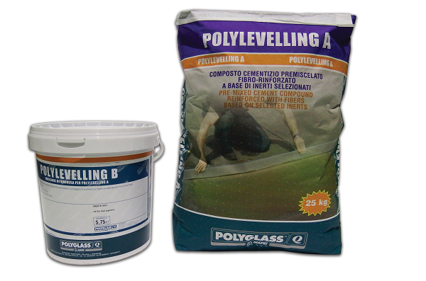 Polylevelling A+B