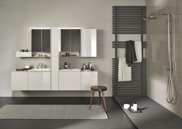 Pozzi Ginori, collezione Acanto, lavabo standard
