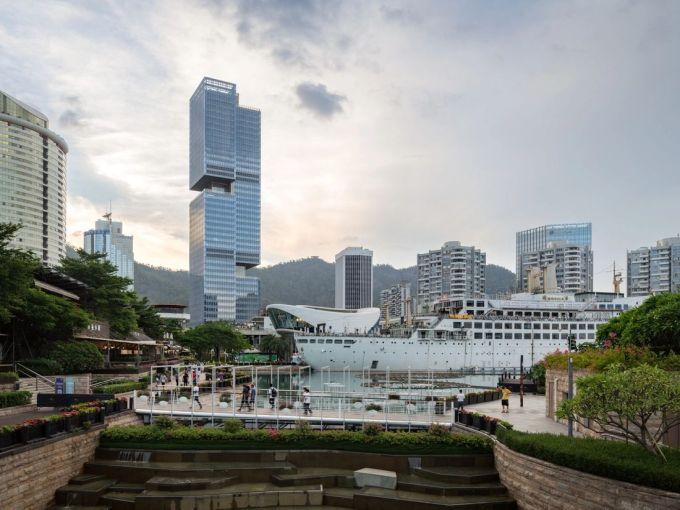 Il Prince Palace di Shenzhen progettato da OMA