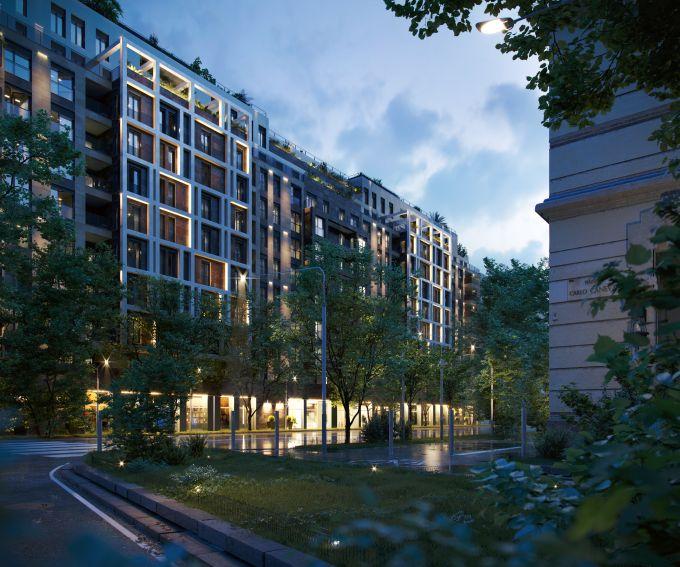 Nuovo progetto immobiliare Princype a Milano