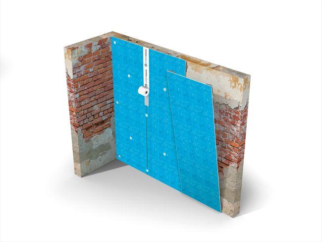 Profoil Panel: Installazione su pareti irregolari