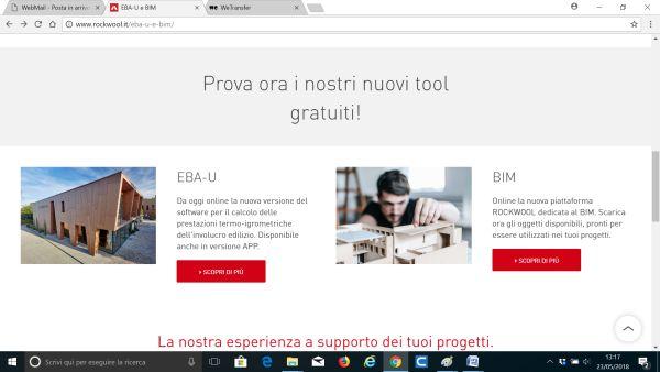 I nuovi tool gratuiti di Rockwool per facilitare la progettazione