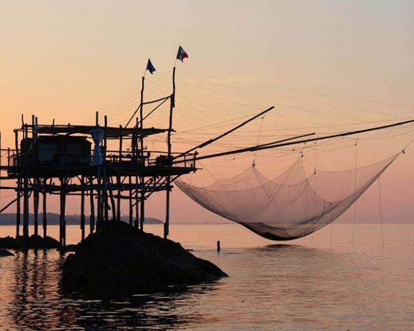 Trabucchi o trabocchi: le architetture vernacolari da pesca