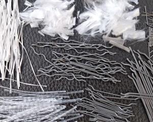 Le fibre Readymesh per il calcestruzzo