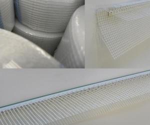 Fibra di vetro in reti, nastri e accessori