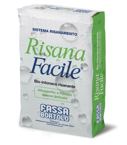 bio intonaco RisanaFacile di Fassa