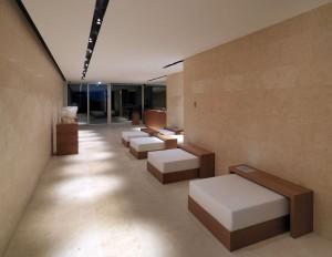 Sistema radiante a soffitto e parete b!klimax di RDZ 4