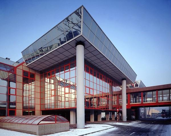 Pilkington Reflite Clear - vetro per il controllo solare