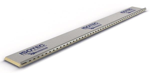Sistema per l'isolamento termico ISOTEC
