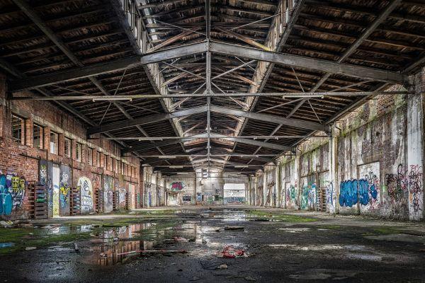 Rigenerazione aree industriali dismesse