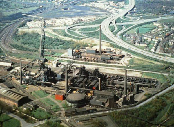 Riqualificazione Ruhr in Germania