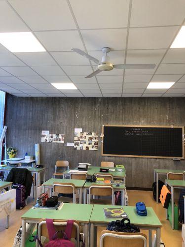 Rockfon pannelli in lana di roccia per insonorizzazione scuole