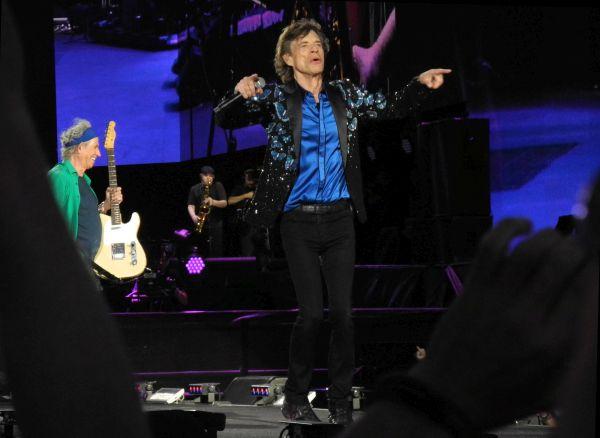Mick Jagger, ha 74 ma non li dimostra