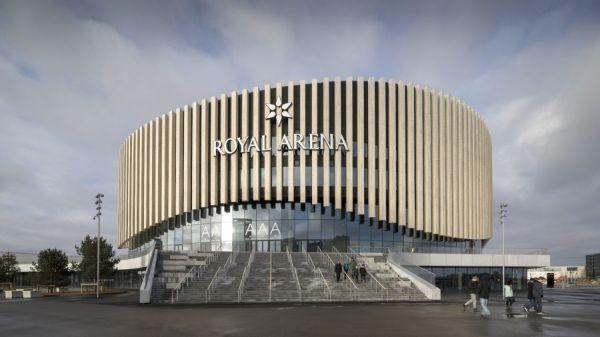 Royal Arena realizzata in centro a Copenhagen