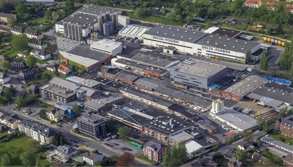 Sede dell'azienda Dörken