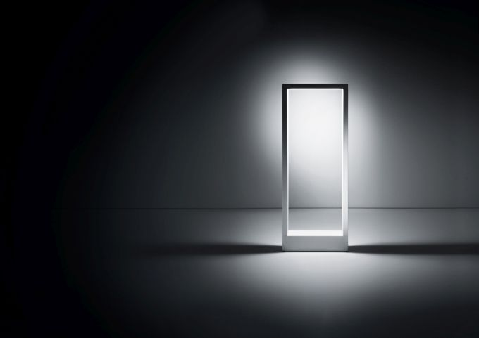 SIMES prodotto per illuminazione cool quadrato