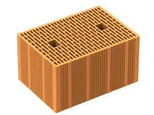 Poroton P800 TS: blocchi per la realizzazione di murature portanti in zona sismica