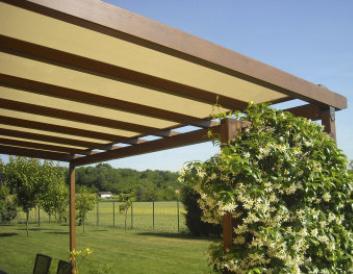 Pergolati Da Giardino In Alluminio : Pergolati alluminio e legno