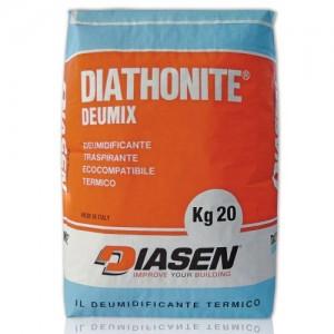 DiathoniteDeumix, intonaco deumidificante ecocompatibile 2