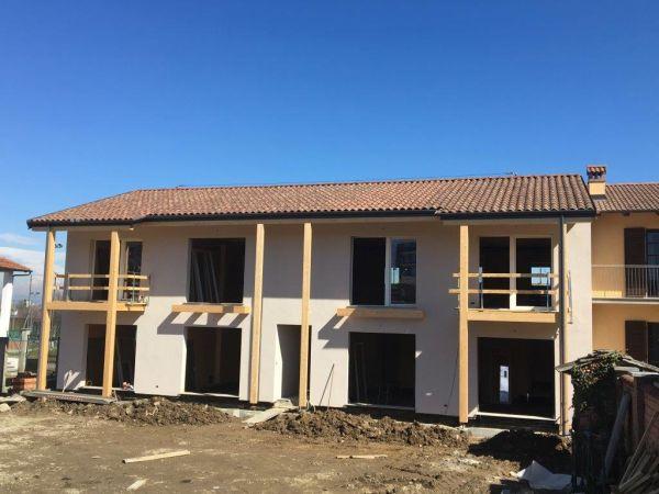 Saint-Gobain progetto XYLIVING casa Bagnolo Piemonte CN