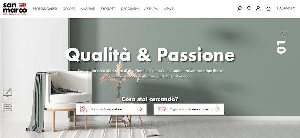 San Marco - Homepage