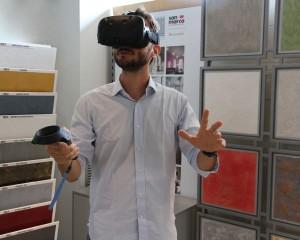 Scegliere le pitture ideali per la propria casa con la realtà virtuale