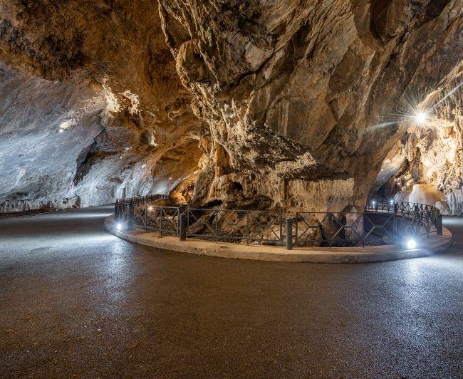 IPM GeoDrena per la riqualificazione di 8.000 mq delle grotte di San Giovanni in sardegna