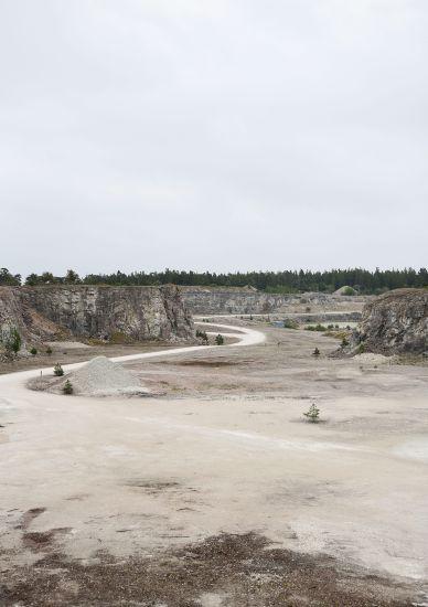 Gotland in Svezia, un'isola ricca di calcare