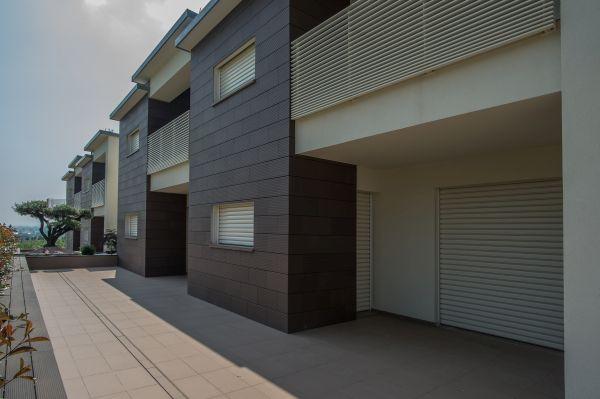 Sistemi di facciata ventilata Terreal per il nuovo edificio a Savignano sul Rubicone