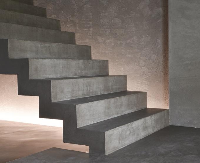 Rivestimento con cemento Microverlay