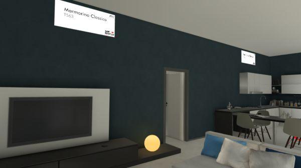 Da San Marco la realtà virtuale per scegliere i colori più adatti per Living e cucina