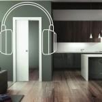 Soluzioni acustiche per la casa del futuro