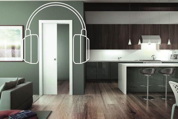 Soluzioni acustiche Scrigno per la casa del futuro