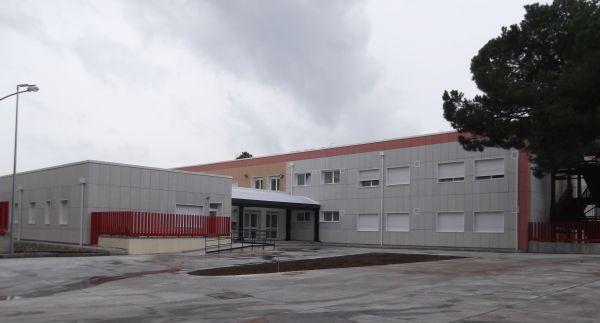 Isotec Parete di Brianza Plastica per il nuovo complesso scolastico di Siracusa