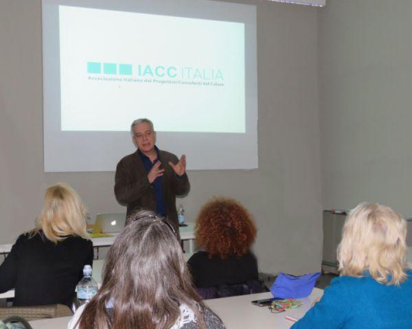 A Marzo a Milano Seminario Alta Formazione per consulenti e progettisti del colore - IACC Italia