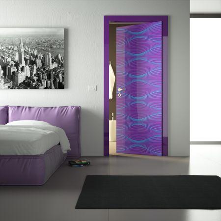 Porte interne - Decorazioni porte interne ...