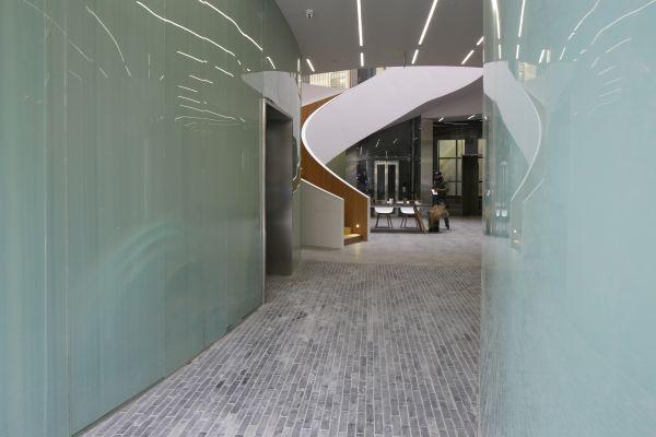 Tanti spazi condivisi nel progetto MORE: 001 Jingan Creative Park a Shanghai
