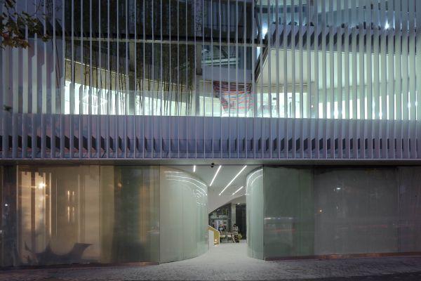 MORE: 001 Jingan Creative Park, l'ufficio del futuro firmato Stefano Boeri