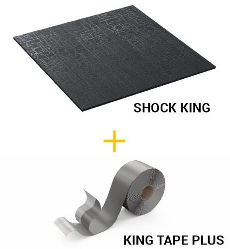 Sistema anti vento Shock King