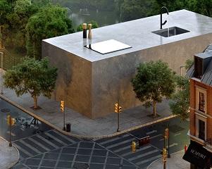 Cosentino lancia la serie Silestone® Loft con innovativa tecnologia HybriQ+