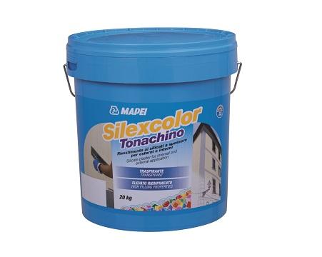 Silexcolor Tonachino - rivestimento minerale monocomponente