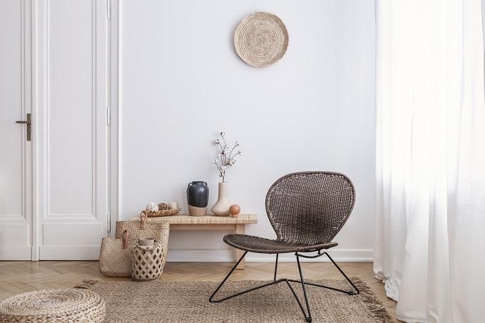 Idropittura Silver Confort applicata alle pareti