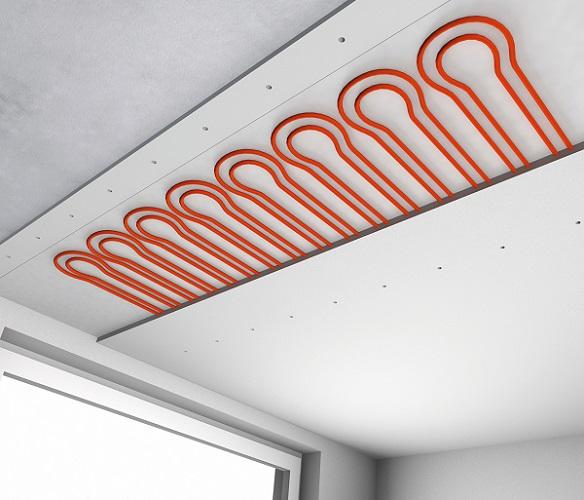Sistema a soffitto