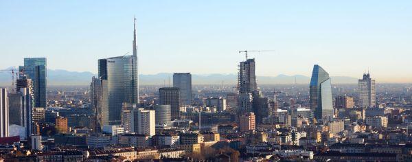 Come si è trasformato lo Skyline della città di Milano
