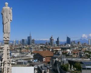 La ripresa di Milano, metropoli sempre più internazionale