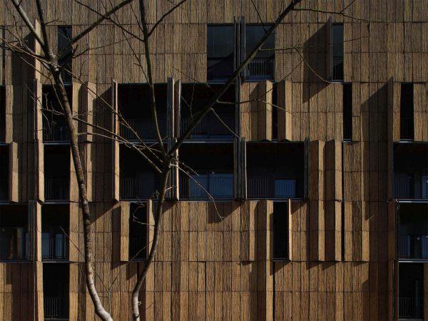 Progetto di social housing Carabanchel a Madrid