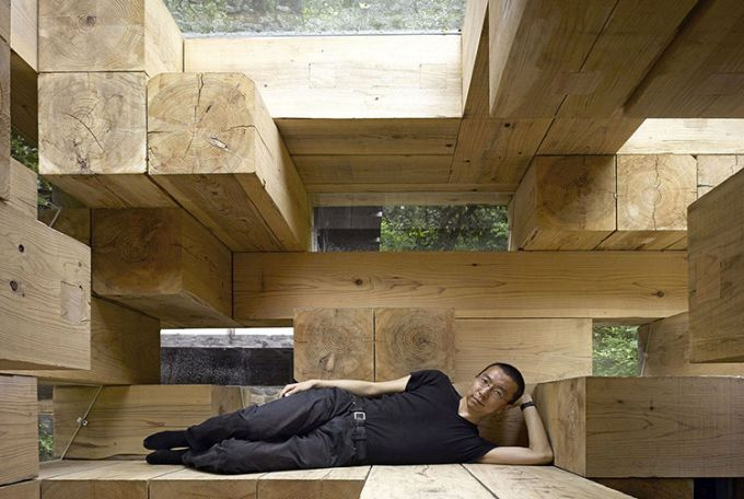 Sou Fujimoto: Final Wooden House